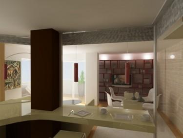 Battistelli roccheggiani architetti progetto d 39 interni for Architetti d interni famosi